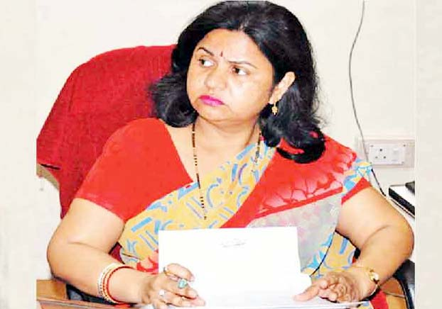 ias nirmala File photo