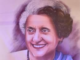 formar prime minister indra gandhi