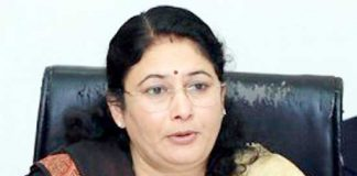 Kiran Maheshwari, Minister of Science and Technology, Rajasthan Government