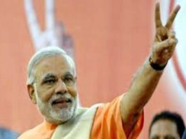 Primeminister Narendra Modi file photo