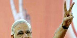 Primeminister Narendra Modi file photo
