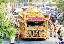 ramrajya yatra in tamilnaadu