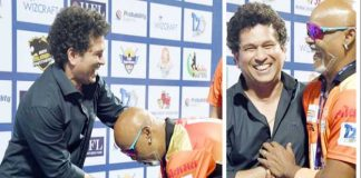 sachin and kambli