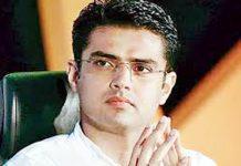 Rajasthan congress prisident sachin pilot
