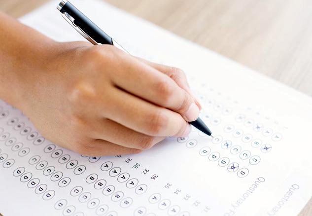 ugc exam file photo