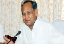 Congress leader Ashok gehlot