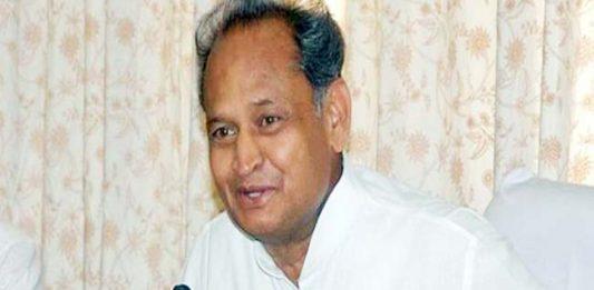Congress leader Ashok gehlot