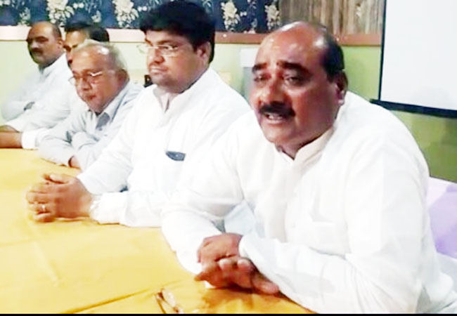 bikaner congress leadar gopal gahlot file photo