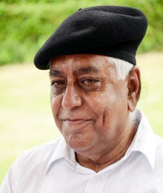 Bjp Leader Devi Singh Bhati
