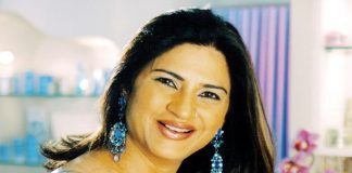 Film Actress kunika sadanand lal