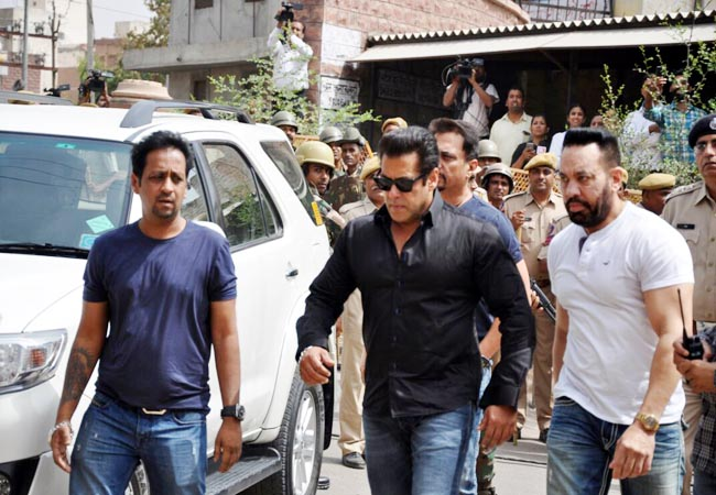 salman khan in jodhapur