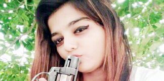 Lady don Asmita Gohil alias Bhuri (file photo)