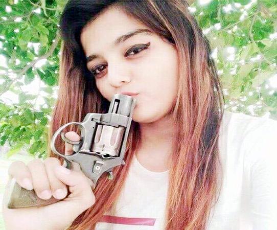 Lady don Asmita Gohil alias Bhuri (file photo)