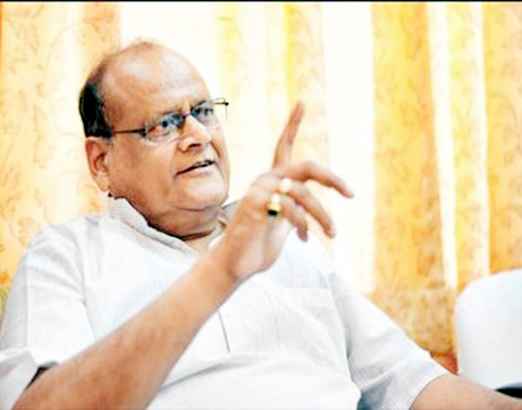 Rajasthan health minister kalicharan saraaf