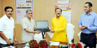 Rajasthan education state minister vashudev devnani