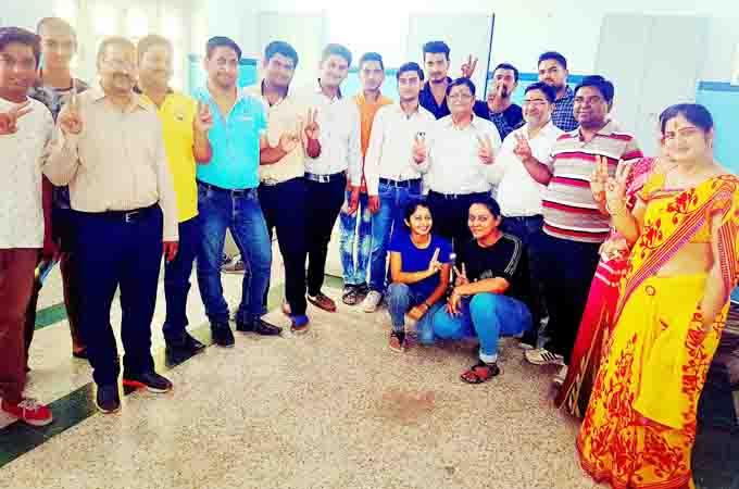 Basic pg college, Bikaner