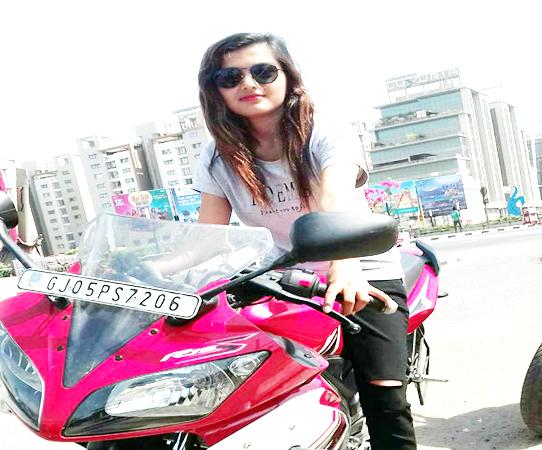 Lady don Asmita Gohil alias Bhuri