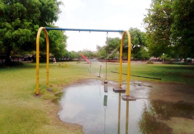 Bikaner public park