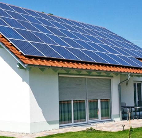 solar pv roof