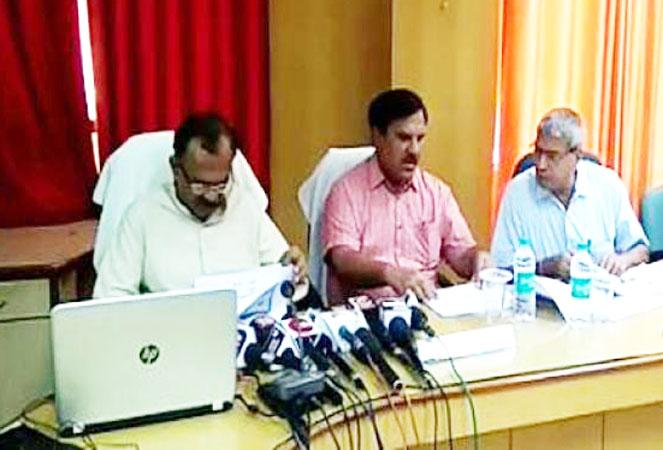 Rajasthan Minister of Education Vasudev Devanani file phpto