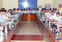 Rajasthan elecation meeting