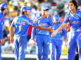 Afganistan cricket team (file photo)