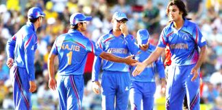 Afganistan cricket team (file photo)