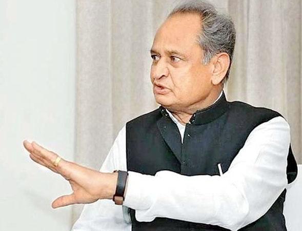 Rajasthan chief minister Ashok gahlot