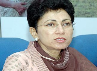 Congress Leader Kumari Selja