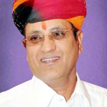 Congress leader Rameswar Lal Doodi