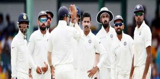 India Cricket Team file photo