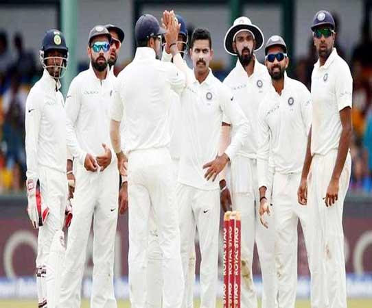 India Cricket Team file photo