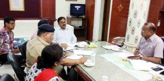 Bikaner payroll meeting