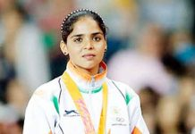 khushbir kaur Race Walker