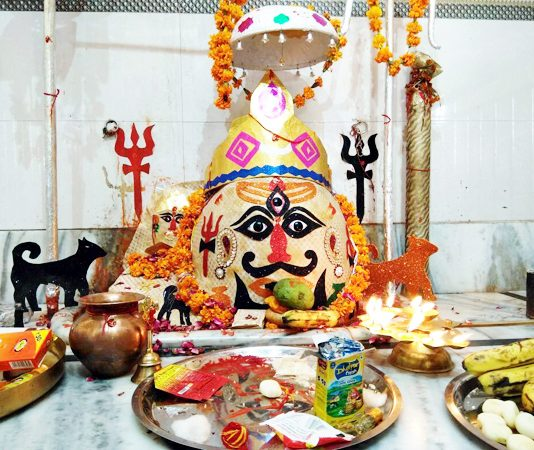 Shisha Bheravnath Temple bikaner