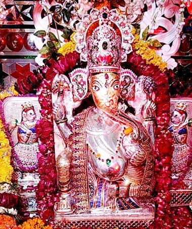 ShriAadi Ganesh Ji Mandir