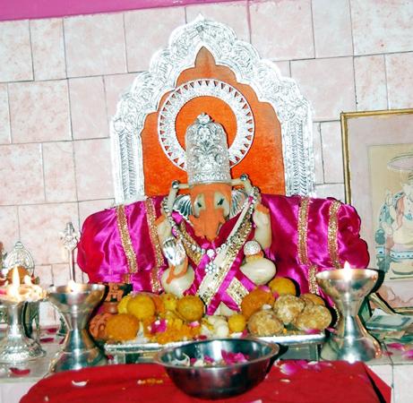 ShriGanesh Dhora Bhinasar