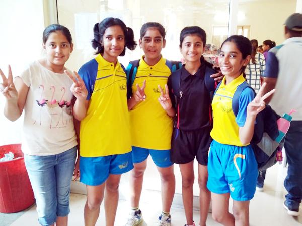 Bikaner Girls Team