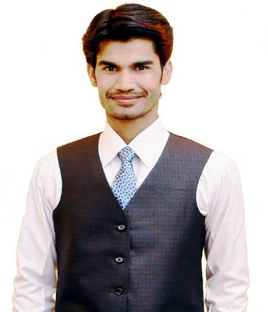 Journalist Sumit Sharma