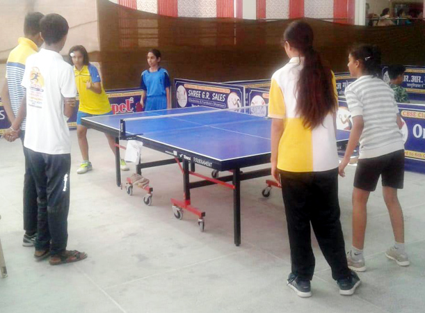 CBSE Cluster Tate Championship