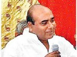 Bikaner Congress Leader Gopal Gahlot