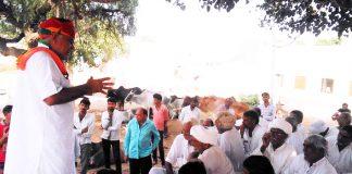 bikaner bjp leader tarachand saraswat