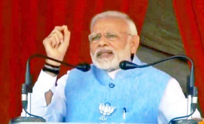 PM Modi In Alwar