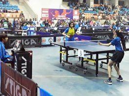 64वीं राष्ट्रीय स्तरीय टेबल टेनिस विद्यालयी खेलकूद प्रतियोगिता