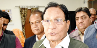 Shanti Dhariwal, Minister for Urban Development and Autonomous Government