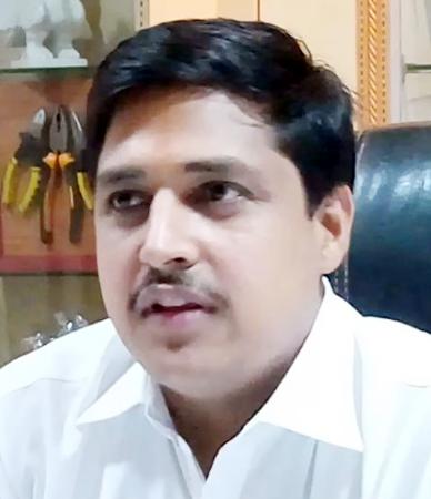 collector kumarpal gautam