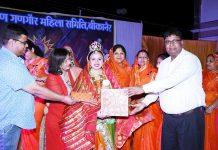 Gangaur competition in bikaner