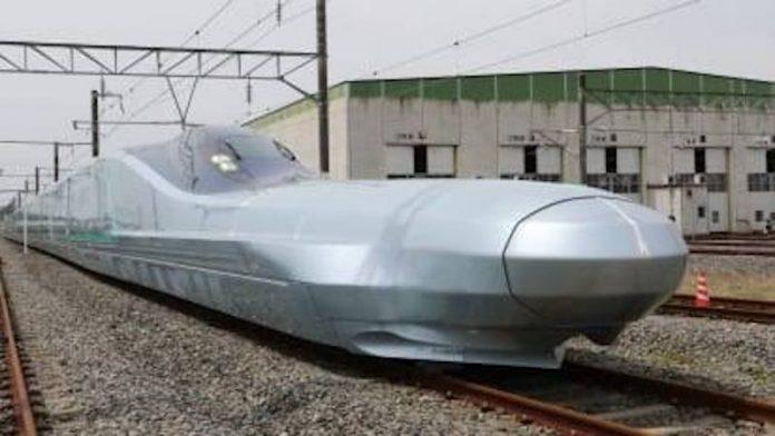 "Fastest Bullet Train - The ""ALPHA-X"""